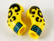 Part No: 981982pb250  Name: Arm, (Matching Left and Right) Pair with Spots and Cuffs Pattern