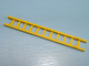 Part No: bb0018b  Name: Ladder 9.6cm (collapsed) 2-Piece - Top Section