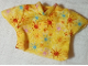 Part No: bb0250pb07  Name: Duplo Doll Cloth T-Shirt with Sun Pattern