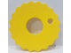 Part No: bb0915  Name: Foam, Scala Ring 7 x 7 Wide with Hole, Corrugated