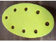 Part No: bb0926  Name: Foam, Scala Foot Mat with 8 Holes #3149