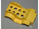 Part No: dupcarbody11  Name: Duplo Car Body Old Fashioned Racer (fits over Car Base 2 x 6)