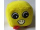 Part No: pri050  Name: Primo Shape Sorter Cloth Shape Square Duck with Cheeping Noise