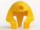 Part No: x177  Name: Minifigure, Headgear Headdress Mummy, Squarer Inside Front Stud, Split Inside Stud Receptacle