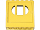 Part No: x610c03  Name: Fabuland Door Frame 2 x 6 x 5 with Yellow Door