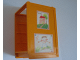 Part No: 6874pb01  Name: Scala Dresser without Top with Children's Drawings Pattern (Sticker) - Set 3112