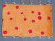 Part No: x248pb01  Name: Belville Cloth Blanket 4 x 5 with Red Spots Pattern