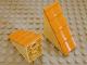 Part No: 31030c02  Name: Duplo Roof Sloped 50 2 x 4 Medium Orange Shingled