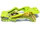 Part No: 11112pb01  Name: Flywheel Fairing Crocodile Shape with Gold and White Crocodile Pattern (70103)