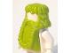 Part No: 11420  Name: Minifigure, Hair Beard Braided
