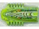 Part No: 32310pb02  Name: Technic, Block 3 x 5 x 1 2/3 with RoboRider Swamp Pattern