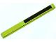 Part No: 41239pb002  Name: Technic, Liftarm 1 x 13 Thick with Black Stripe Pattern (Sticker) - Set 42021