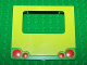 Part No: 58236pb03  Name: Duplo Van Type 2 Rear Door with Taillights Pattern