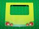 Part No: 58236pb03  Name: Duplo Van Type 2 Rear Door with Taillights Pattern