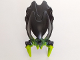Part No: 60916pb01  Name: Bionicle Mask Shelek with Black Top