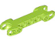 Part No: 61054  Name: Technic, Axle and Pin Connector 2 x 7 with 2 Ball Joint Sockets, Squared Ends, Closed Side Axle Holes