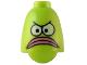 Part No: 61286pb01  Name: Minifigure, Head Modified SpongeBob Bus Driver