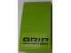 Part No: 93606pb081  Name: Slope, Curved 4 x 2 with 'GRIP 60181' Pattern (Sticker) - Set 60181