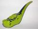 Part No: 98165c01pb03  Name: Dinosaur Body Raptor with Dark Green Marks Pattern