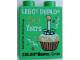 Part No: 4066pb505  Name: Duplo, Brick 1 x 2 x 2 with LEGO Duplo 50 Years Legoland Discovery Center Birthday cake Pattern