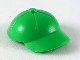 Part No: 41597  Name: Minifigure, Ballcap Large with 5 Seams and Pin Attachment