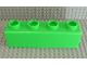 Part No: 48411  Name: Quatro Brick 1 x 4