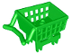 Part No: 49649  Name: Minifigure, Utensil Shopping Cart Frame
