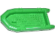 Part No: 62812pb04  Name: Boat, Rubber Raft, Large with Silver Stripes Pattern on Both Sides (Stickers) - Set 60014