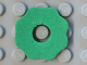 Part No: bb0209  Name: Foam, Belville, Flower/Crown Small 3 x 3, center hole
