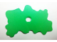 Part No: bb0639  Name: Foam, Scala Bush 7 x 5 with Hole
