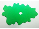 Part No: bb0641  Name: Foam, Scala Bush 8 x 5 with Hole