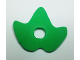 Part No: bb0645  Name: Foam, Scala Leaf 4 x 3 with Hole