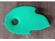 Part No: bb0927  Name: Foam, Scala Decoration for Hair Clip with Hole #3149