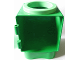 Part No: 31127cx5  Name: Primo Shape Sorter Chamber, Light Green Circle with Circular Opening