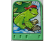 Part No: 43980  Name: Explore Storybuilder Jungle Jam Card with Frog Pattern