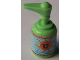 Part No: 6933bpb03  Name: Scala Accessories Bottle Pump with Sunscreen Factor 12 Pattern (Sticker) - Set 3151
