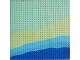 Part No: 3811px1  Name: Baseplate 32 x 32 with Beach Pattern