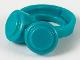 Part No: 66913  Name: Minifigure, Headphones Around Neck