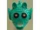 Part No: x903px1  Name: Minifigure, Head Modified SW Greedo with Black Eyes Pattern