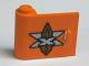 Part No: 3189pb006  Name: Door 1 x 3 x 2 Left with Silver Island Xtreme Stunts Logo Pattern (Sticker) - Set 6739