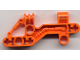Part No: 41672  Name: Bionicle Bohrok Shoulder, Liftarm 1 x 3 x 7