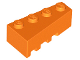 Part No: 41767  Name: Wedge 4 x 2 Right