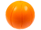 Part No: 43702  Name: Sports Basketball without Pattern