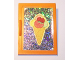 Part No: 6879pb02  Name: Scala Cupboard Door 8 x 6 with Ice Cream and Hologram Pattern (Sticker) - Set 3116