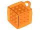 Part No: 69182  Name: Human Tool Dots Bag Tag Cube