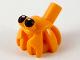 Part No: 69945pb01  Name: Hermit Crab, Bar on Back with Black Eyes Pattern