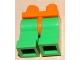 Part No: 970c36  Name: Minifigure, Legs with Hips - Bright Green Legs