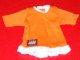 Part No: bb0250pb02  Name: Duplo Doll Cloth T-Shirt with White Neck Trim and Lego Logo