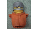Part No: mcsport6  Name: Sports Promo Figure Head Torso Assembly McDonald's Set 6 (7922)
