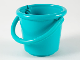 Part No: 33178c01  Name: Scala Utensil Bucket Round with Same Color Scala Handle for Basket / Bucket (33178 / bb972)